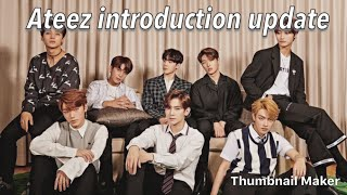 Ateez  Introduction ( Unhelpful Guide )