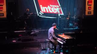"Benjamin Clementine ""Quiver A Little"" @ Alive France Inter (Paris)"