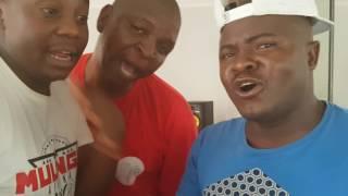 The Double Trouble ( Janisto and Ck)/Muungu Africa: Be Careful