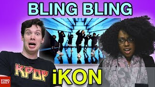 "iKON ""BLING BLING"" • Fomo Daily Reacts"