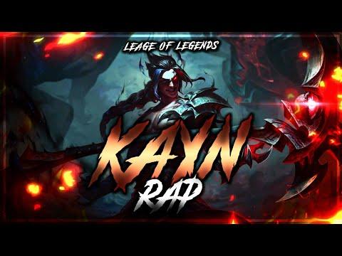 RAP DE KAYN | Campeones League Of Legends | BTH GAMES
