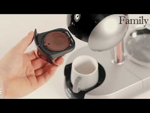 Set 5x Capsule Cafea Reincarcabile, Compatibile Dolce Gusto