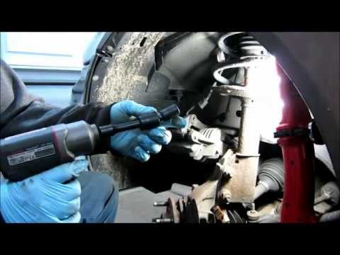 Alero front wheel bearing replacement part I