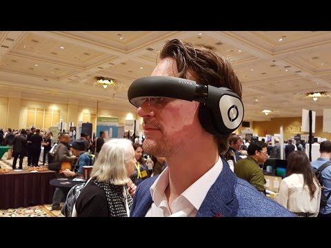 Avegant Glyph - Die Videobrille der Zukunft ausprobiert