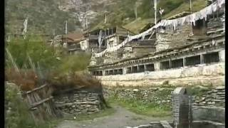 preview picture of video 'Nepal Annapurna Circuit Upper Pisang to Ongre 1997'
