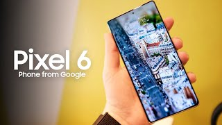 Google Pixel 6 Pro - GREAT NEWS