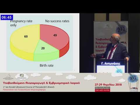 Γ. Αντωνάκης - Επίτευξη εγκυμοσύνης