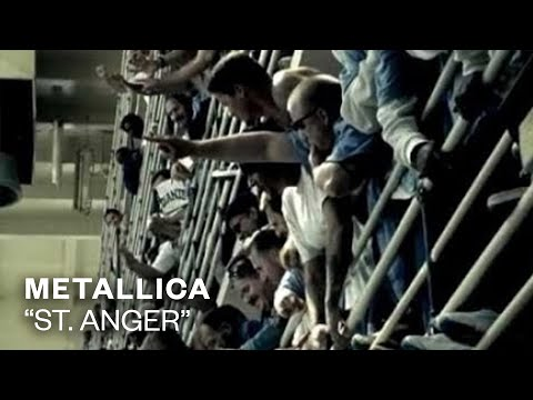 Metallica - St. Anger [Amended] (Video) Mp3