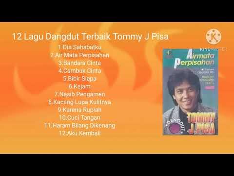 12 lagu dangdut terbaik tommy j pisa
