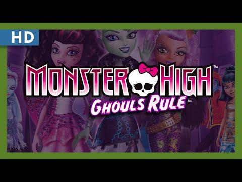 Monster High: Ghouls Rule! ( Monster High: Ghouls Rule )