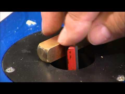Rockler Precision Brass Setup Bar Master Set Review