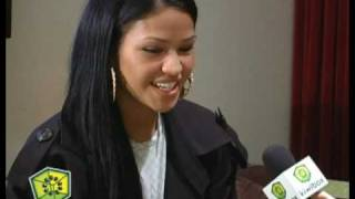 Cassie, Cassie Interview with Kiwibox.com