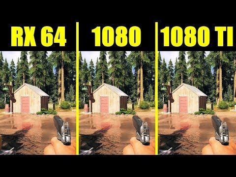 Far Cry 5 Walkthrough - GTX 1080 TI Vs GTX 1080 Vs AMD RX