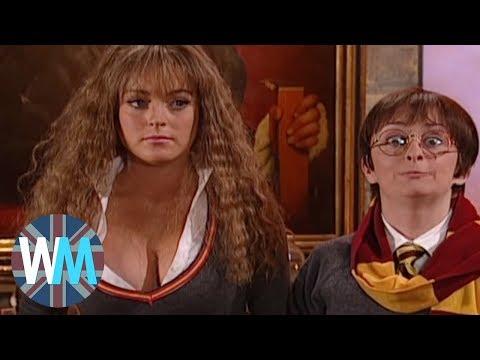 Top 10 Harry Potter Parodies