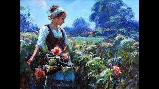 Прекрасные женские образы художника Даниэля Герхартца (Daniel F. Gerhartz) фото