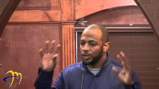 Khutbah - Br. Omar Regan - Loving Allah, following Prophet Muhammad  Islamic manners - Mar 20, 2015