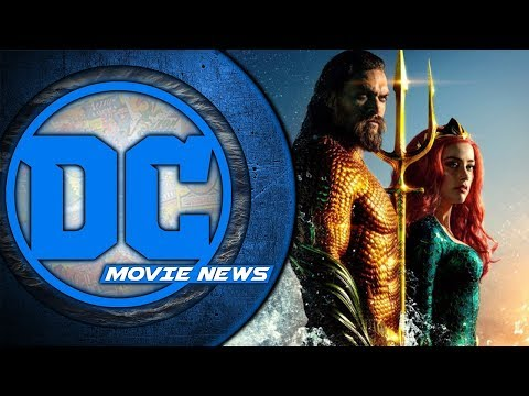 RIP Stan Lee, Aquaman Early for the Holidays, Venom Passes Justice League & More! - DC Movie News