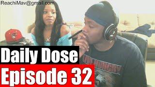 #DailyDose Ep.32 - #G1GB - @iMAV3RIQ Cries LIVE On Stream!