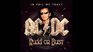 AC/DC - Phil Rudd Drum Track - Got Some Rock & Roll Thunder