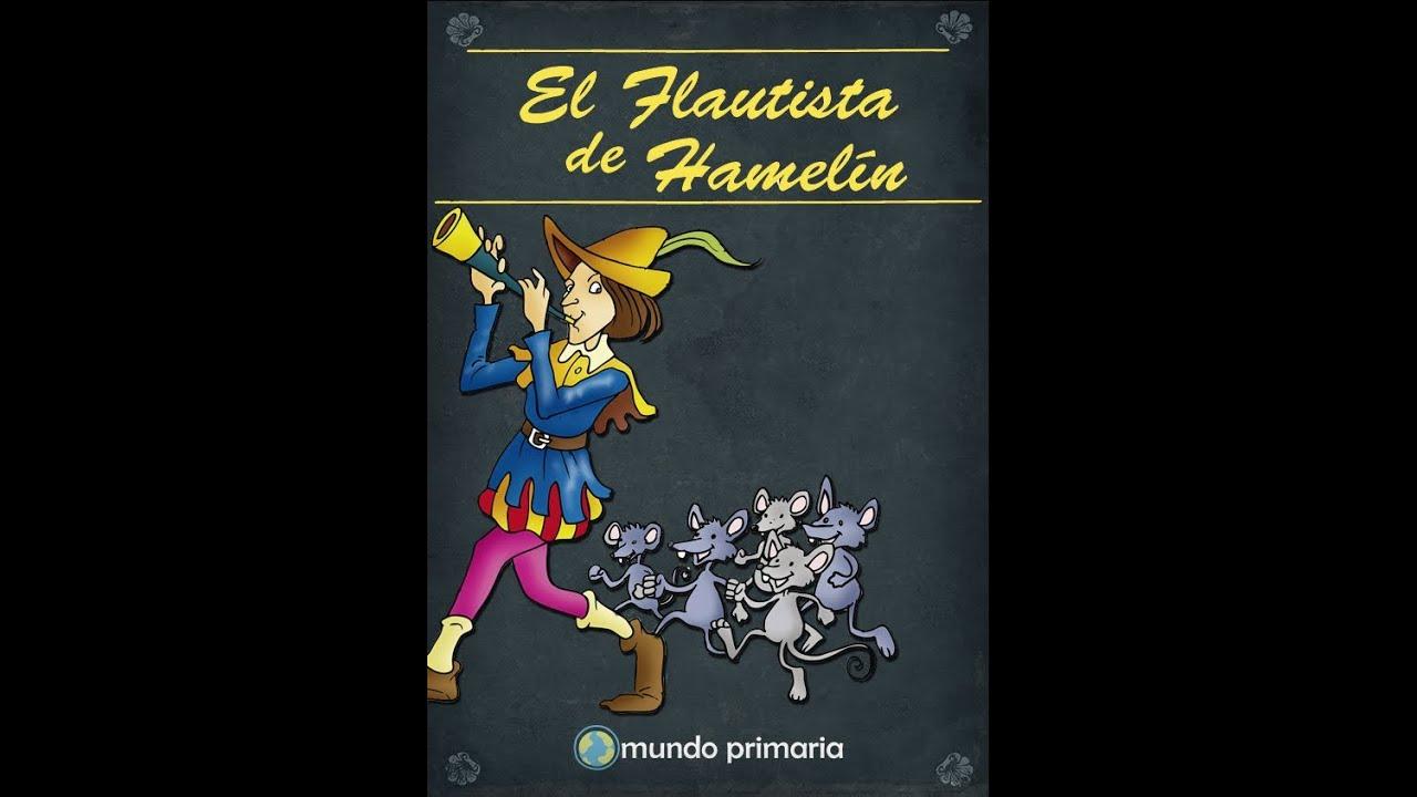 El flautista de Hamelín | Cuentos infantiles cortos