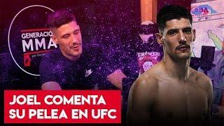¡Joel Álvarez comenta en vivo su pelea en UFC!