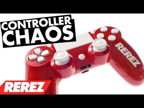 Modded Ps4 Controller Chaos Review Rerez Steemit