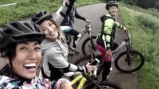 30秒の旅|野沢温泉スキー場 マウンテンバイク【30 seconds tirp】