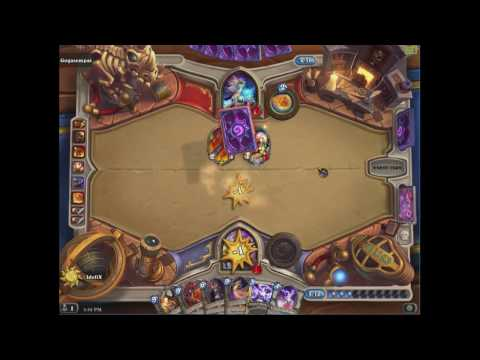 Hearthstone: Sylvana has no time for games.