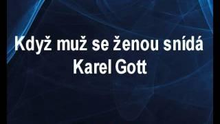 Když muž se ženou snídá - Karel Gott Karaoke tip