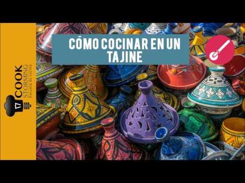 Cómo cocinar en un tajine marroquí