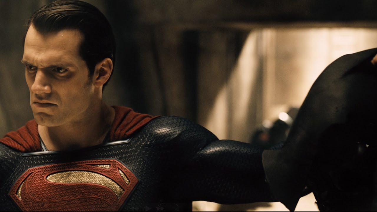 Here's A New Teaser For Batman Vs Superman: Dawn Of Justice