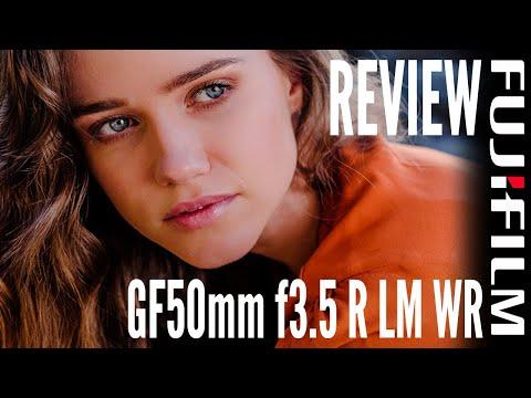 External Review Video 6atnxibeAeU for Fujifilm FUJINON GF50mmF3.5 R LM WR Lens
