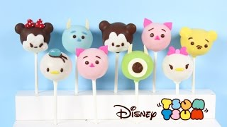 Gambar cover How to Make Disney Tsum Tsum Cake Pops!