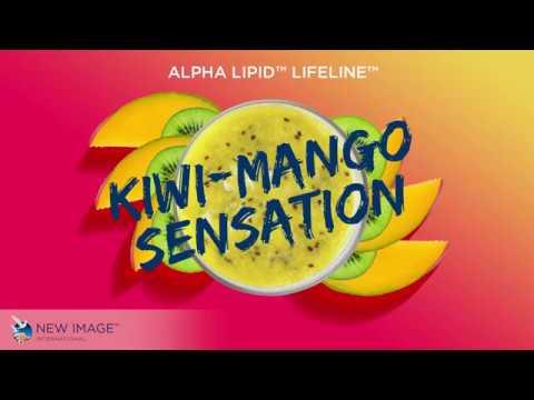 New Image International - Smoothie: Kiwi Mango Sensation