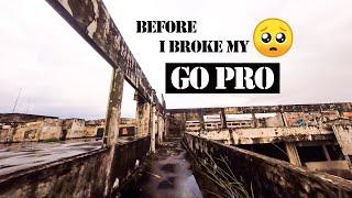 BEFORE I BROKE MY GOPRO!???????? | FPV FREESTYLE