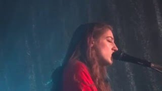 Birdy - Deep End (Live In Cologne At Live Music Hall 05.05.2016)