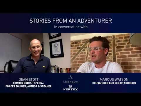 , title : 'Ep. 5 | Stories From An Adventurer w/Dean Stott