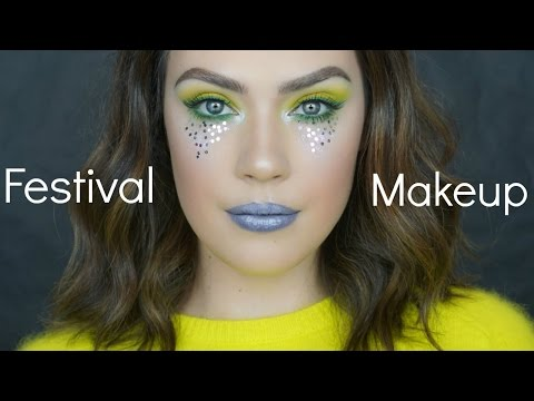 FESTIVAL MAKEUP COLLABCAROL LAGO