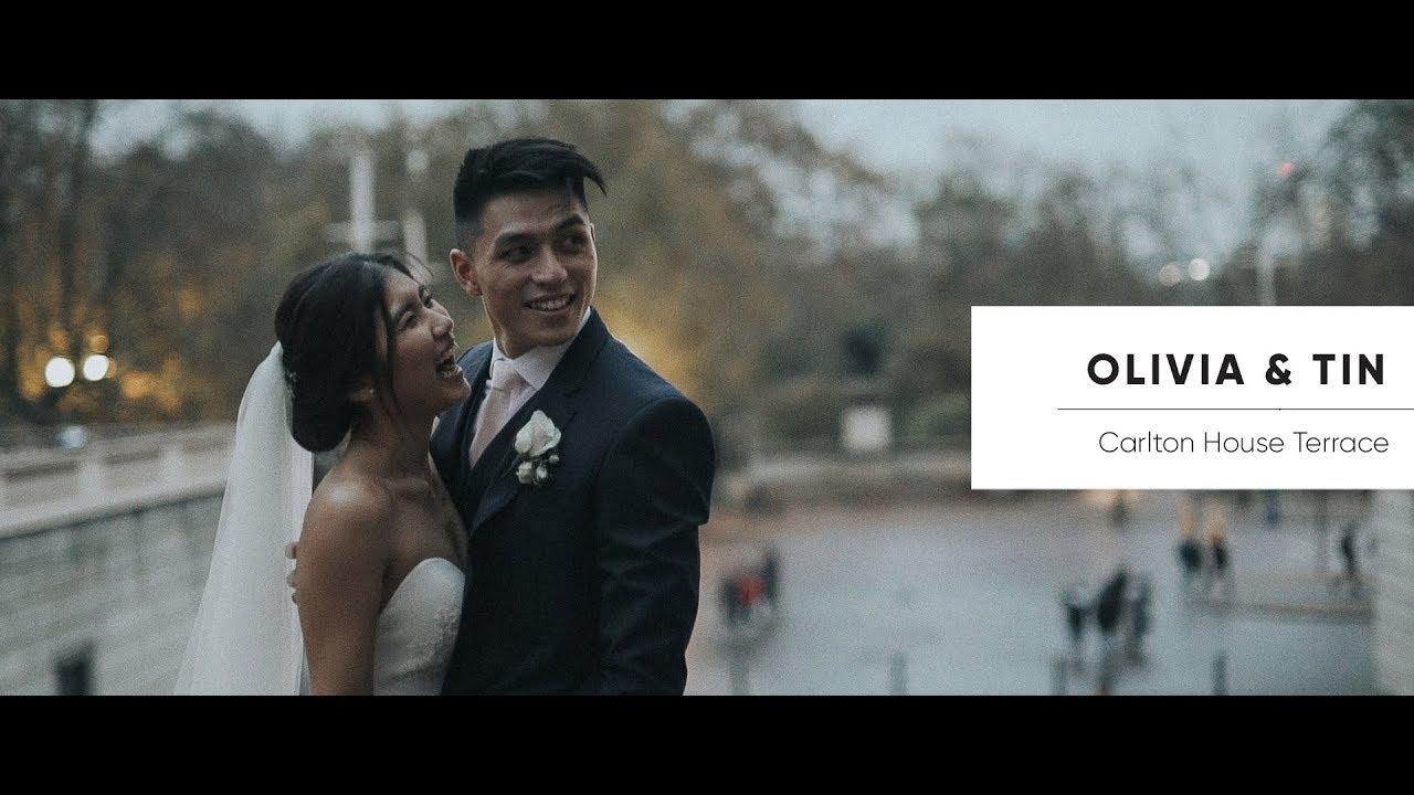 T & O's Wedding, November 2019