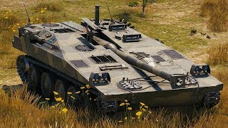 World of Tanks UDES 03 - 8 Kills 8,5K Damage