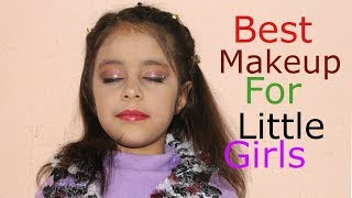 Best Makeup For 7 Year Old Girls | Beauty Tips By Gulnaz
