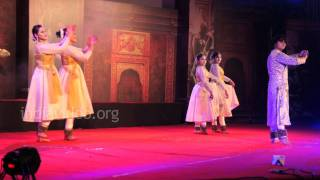 Kathak peformance by the dancers of Birju Maharaj Parampara