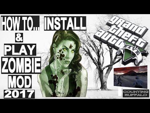 gta 5 zombie apocalypse mod download