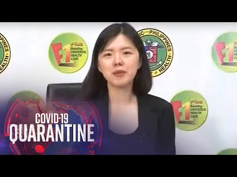 [ABS-CBN]  Department of Health gives COVID-19 updates (21 May 2020)