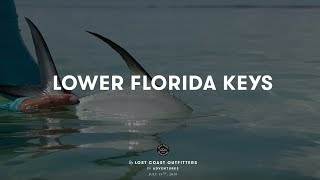 Lost Coast Outfitters Presents : Fly Fishing the Lower Florida Keys - Episode 1