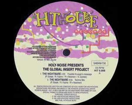 Holy Noise - The Nightmare (Techno Mix) [1991]