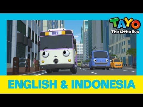 Belajar Bahasa Inggris untuk Anak-anak l Nana Berkunjung ke Kota l Learn English for Kids