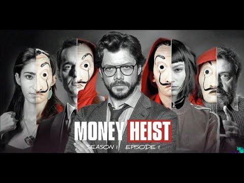 Money Heist Season 1 Episode 1