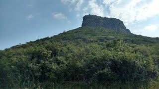 Indrai lub Indragiri Fort Unikalne stanowisko archeologiczne w Indiach-nagranie w j.rosyjskim