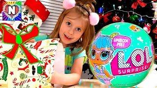 ПОДАРКИ НА НОВЫЙ ГОД 2018 Куклы ЛОЛ и Настюшик КУКЛЫ ЛОЛ ВСЯ КОЛЛЕКЦИЯ LOL Doll